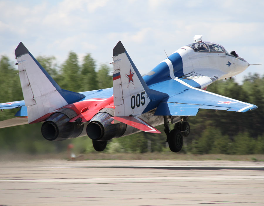 MiG-29, Russland