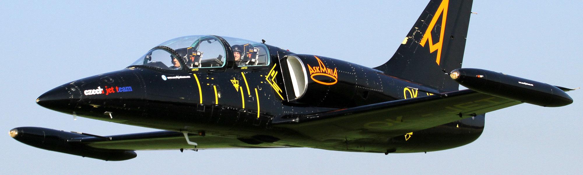 L-39 Kampfjet in Tschechien