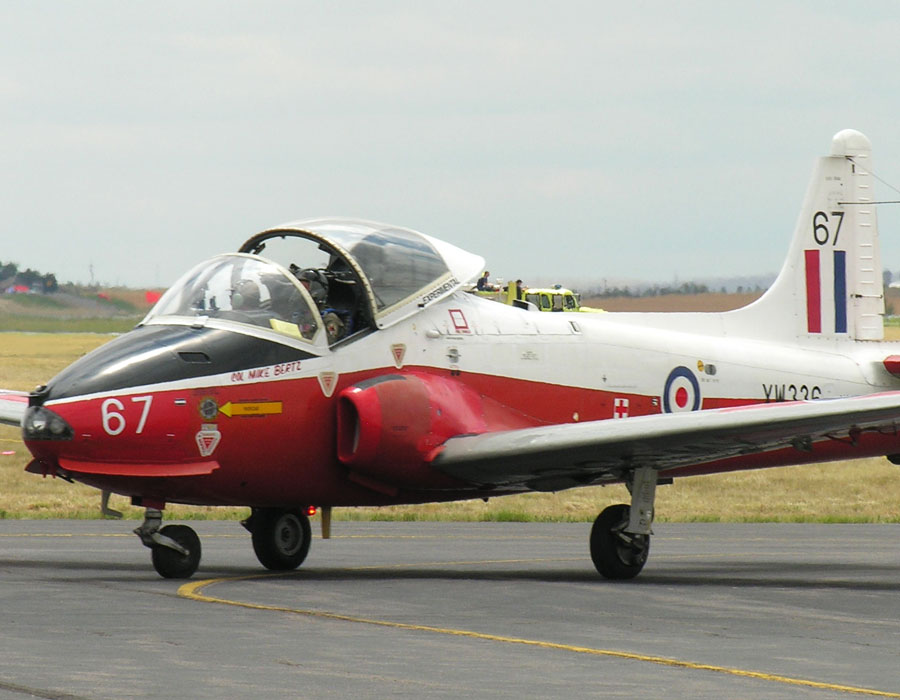 Jet Provost - Trainingsjet