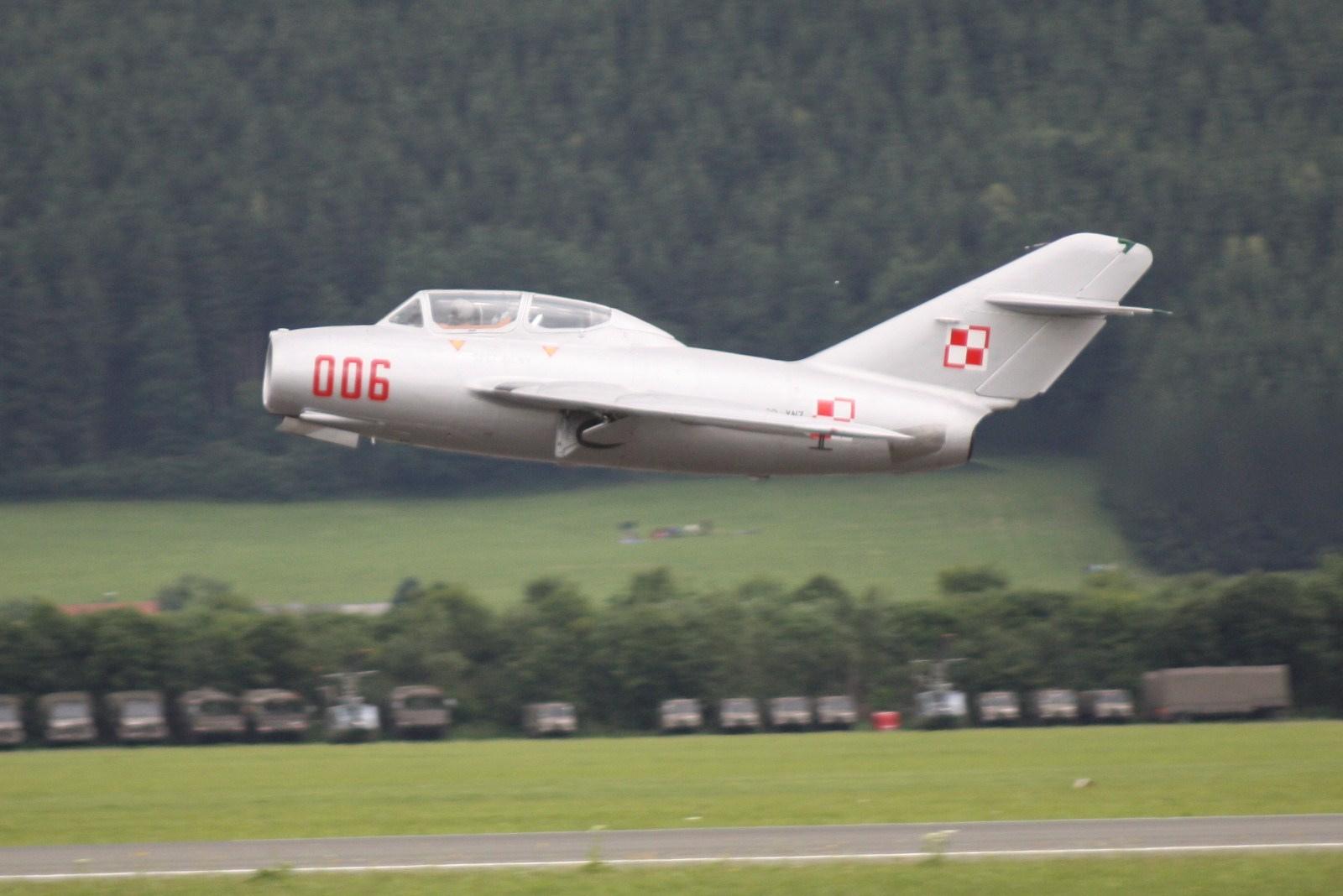 A Polish MiG-15/Lim-2