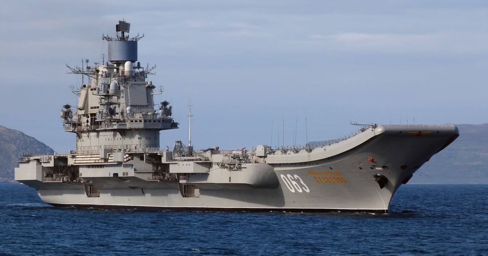 Russian Aircraft Carriers – A Story On Its Own