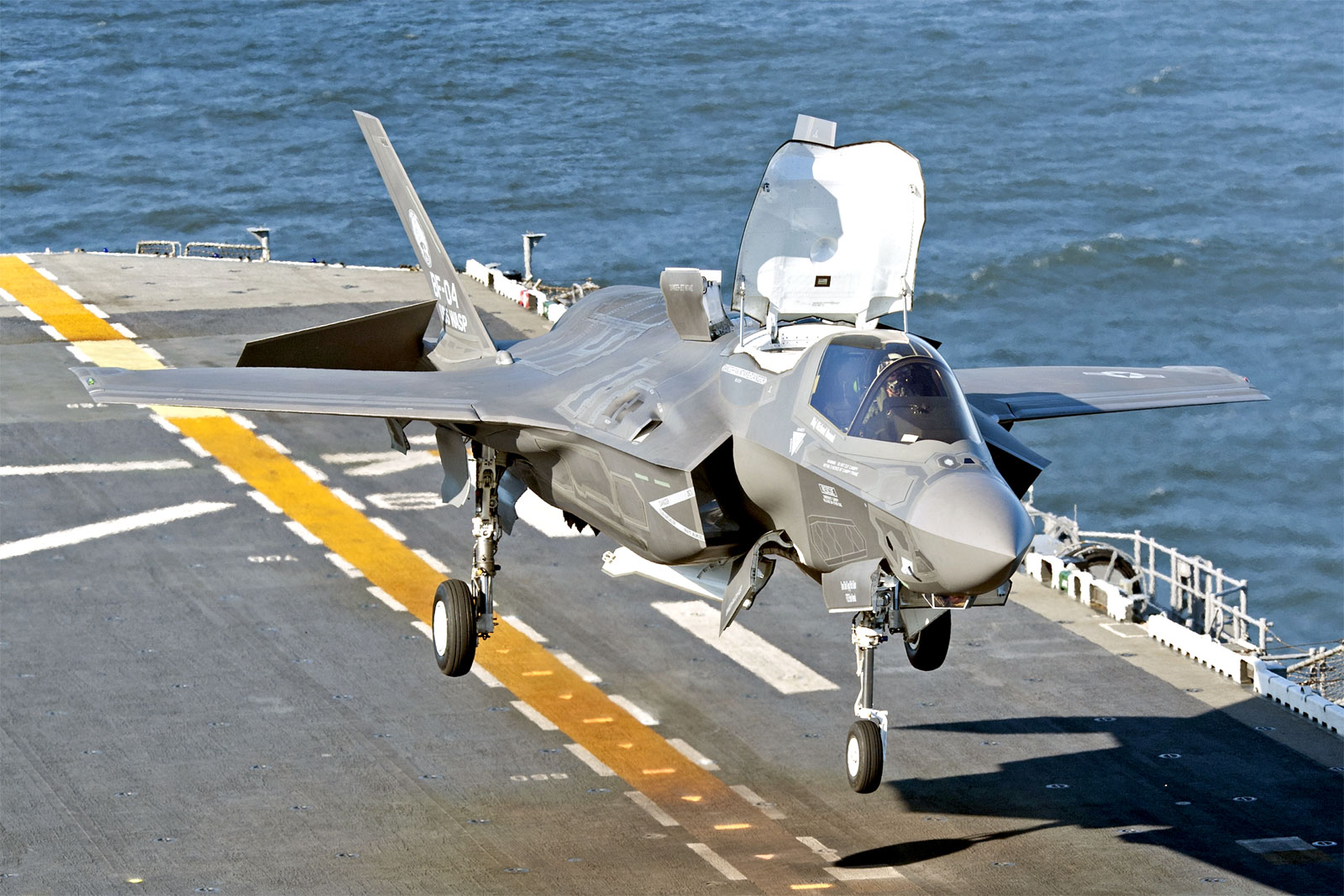 F-35 – The biggest aviation project ever