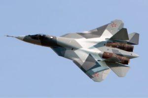 Sukhoi T-50 PAK FA - A Copy of the US F-22? | MiGFlug com Blog