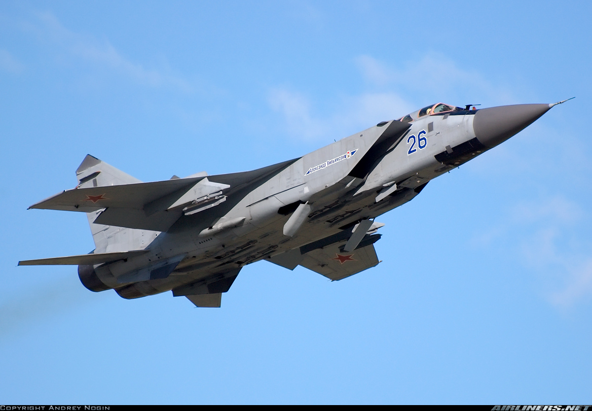 MiG-41 – A new Mach 4+ fighter?