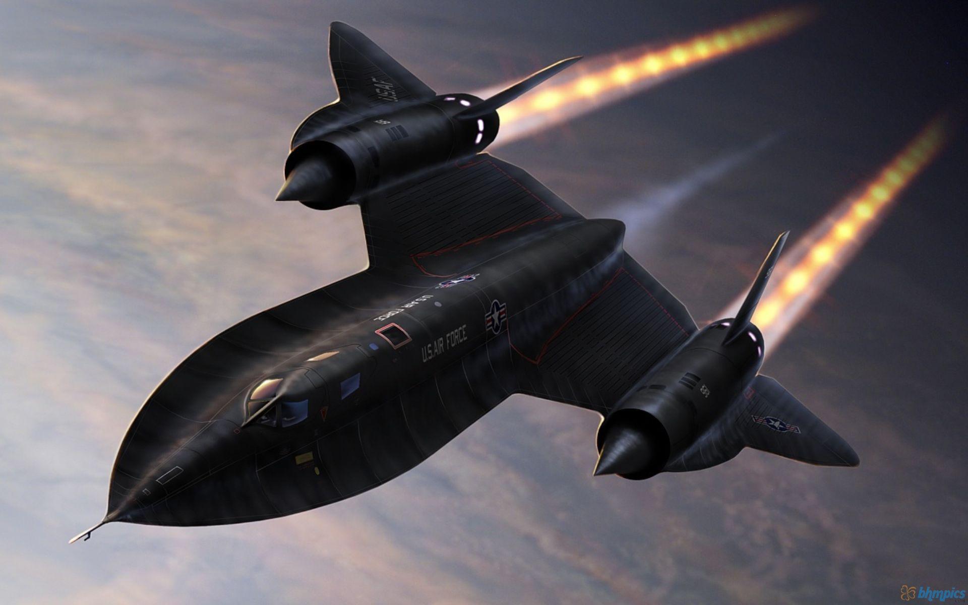 SR-71 Pilot trolls bragging F-18 Pilot