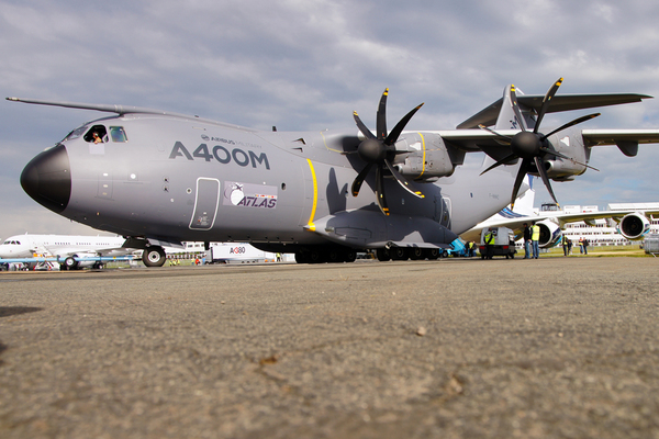 The Airbus A400M Atlas