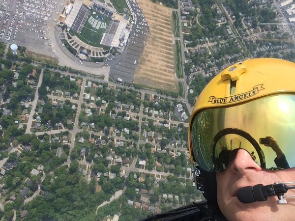 The ultimate selfie!