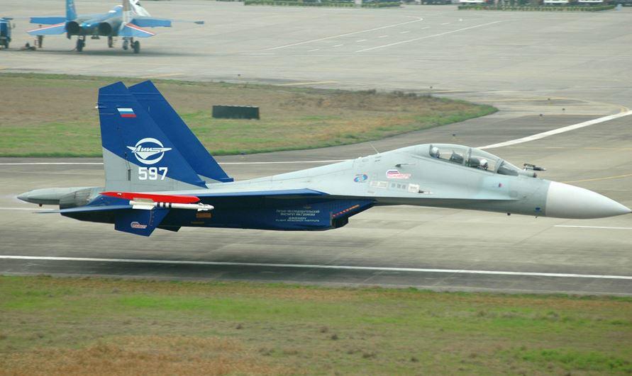 Fighter Jet Size in Comparison