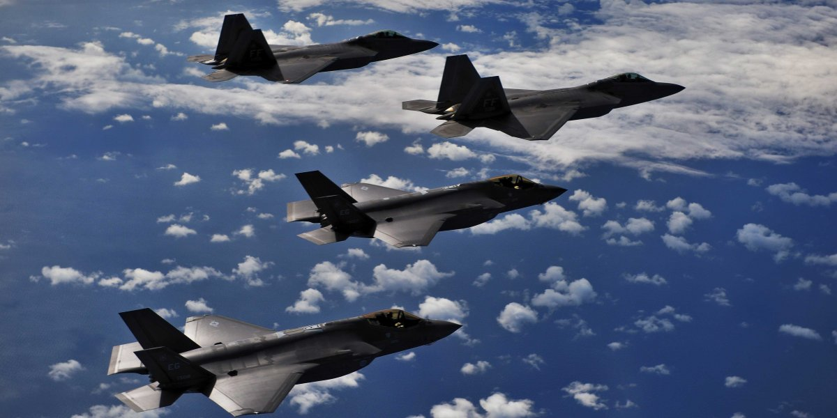 USAF joining F-22s with F-35s to maximize its 5th generation capabilities