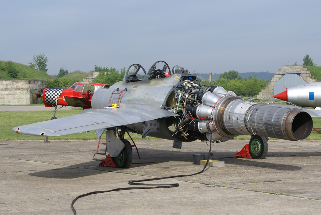 MiG 15 Fagot – The 65 year old jet still going strong!