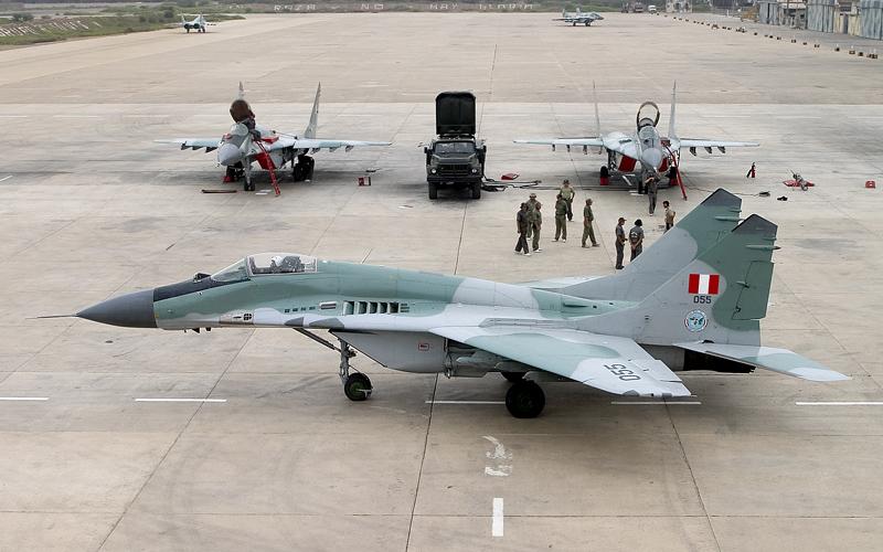 MiG-29 versions in comparison