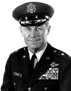 Fighter Ace Chuck Yeager