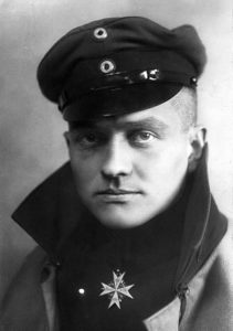 Fighter Ace Manfred from Richthofen