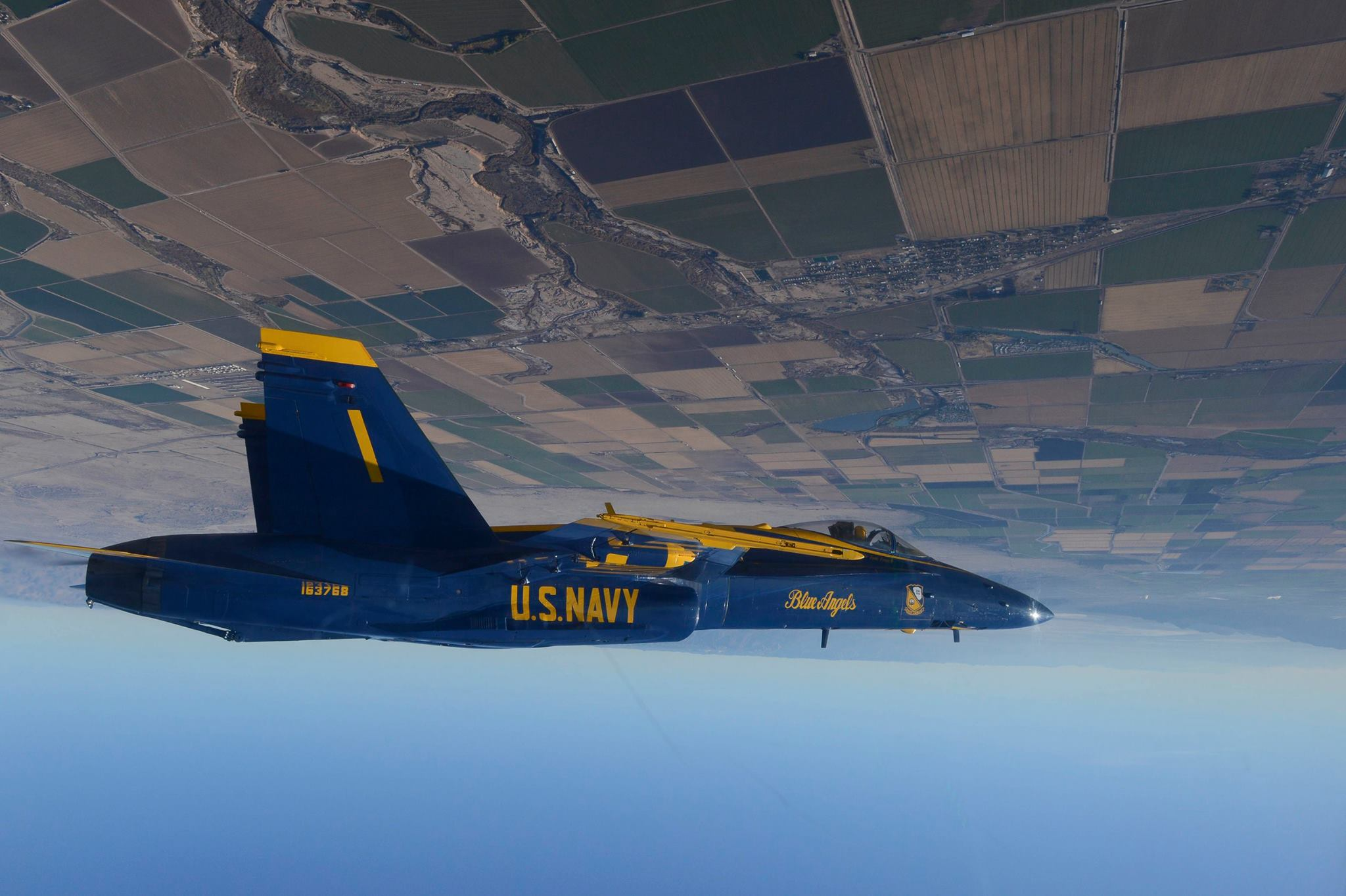 How can I Fly with the Blue Angels?
