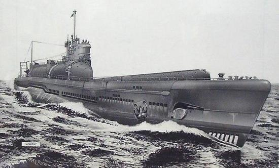 The giant Aircraft carrying Submarines