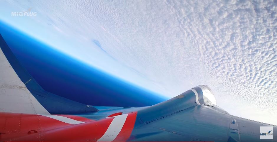Edge of Space Flight video feat. Josh Cartu – full lenght
