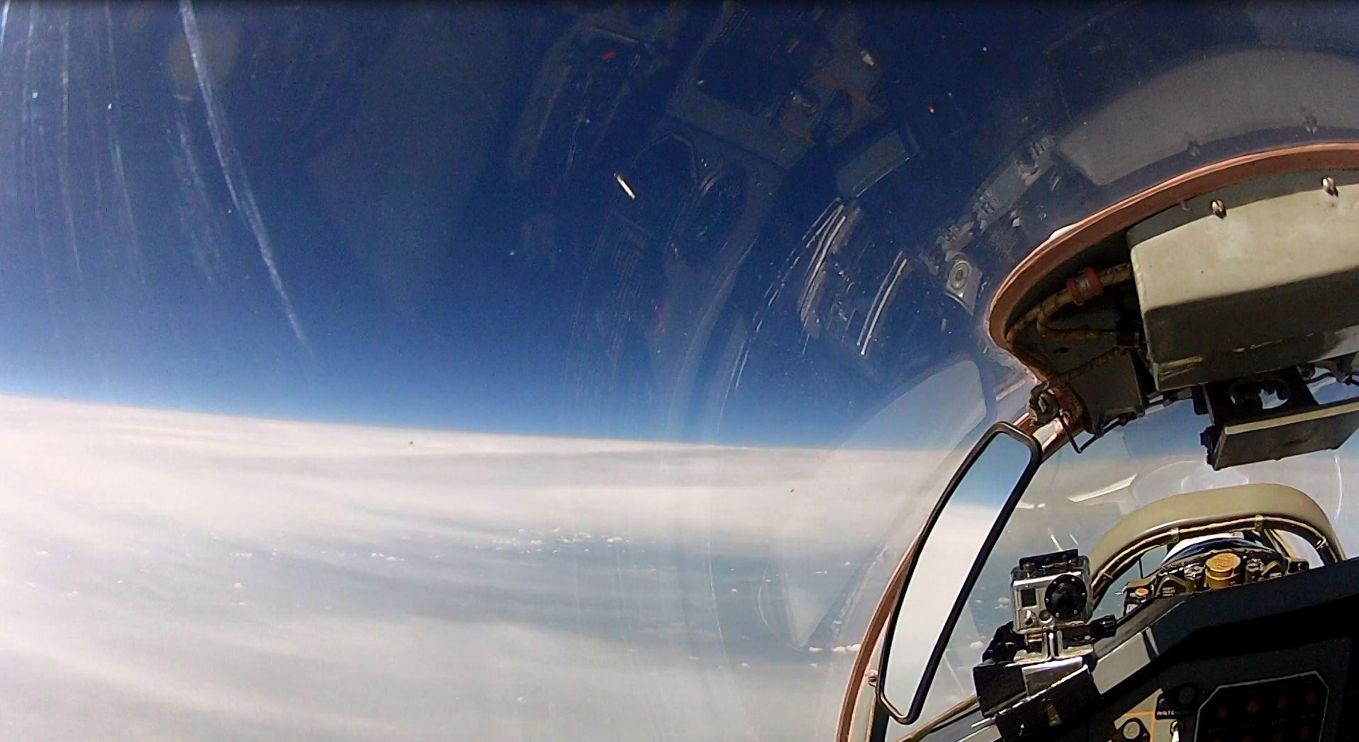 MiG-29 Flight Altitude