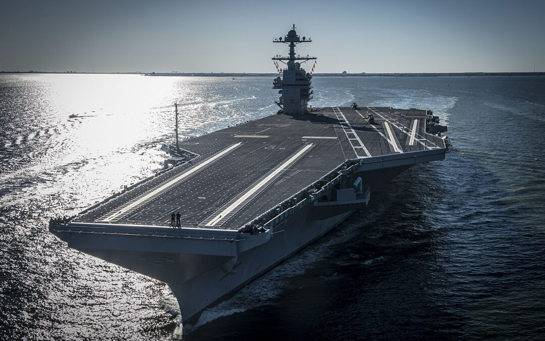 US Aircraft Carriers unstoppable?
